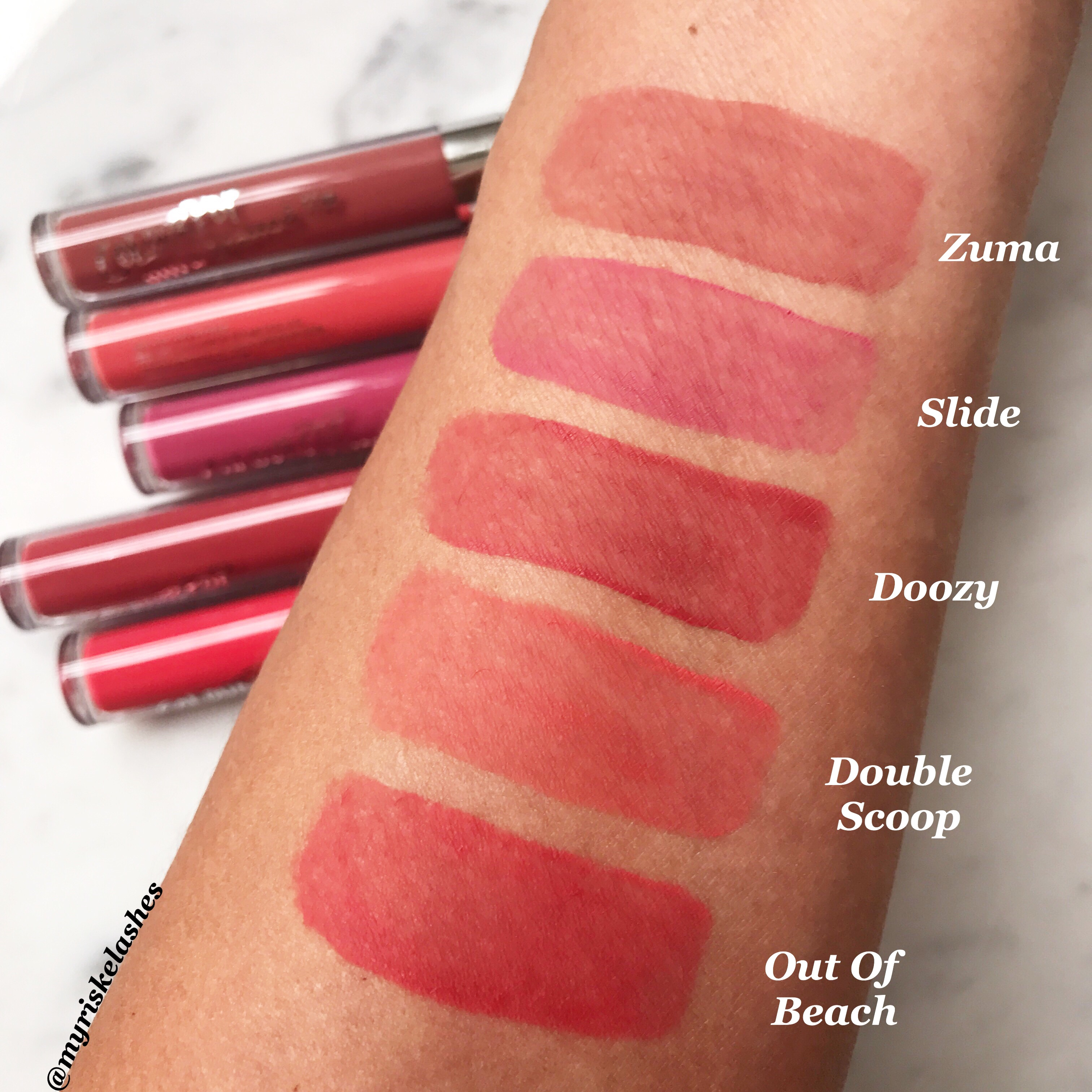 Blotted Lip by Colourpop #20