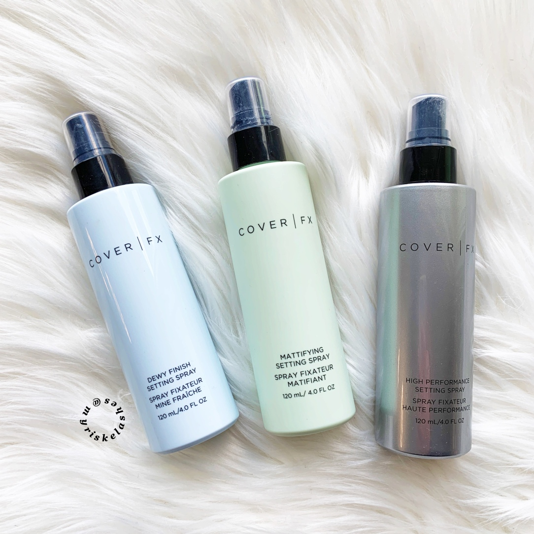 Mattifying Setting Spray by Cover FX #10